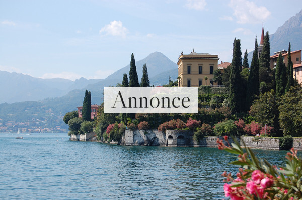 ferie norditalienske søer